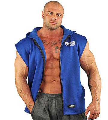 mens bodybuilder hoodie