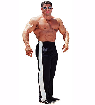 track pants for bodybuilders