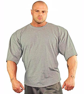 Big tops for bodybuilders